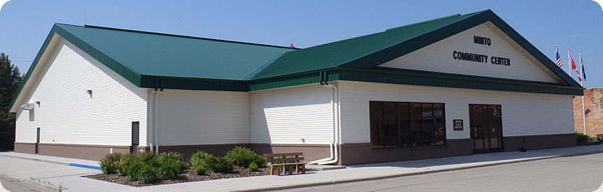 Minto ND Community Center